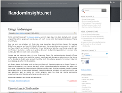 RandomInsights.net Screenshot