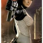 Miranda, der XO aus Mass Effect 2